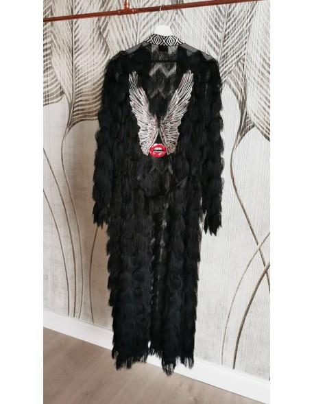 Kimono Heven Black