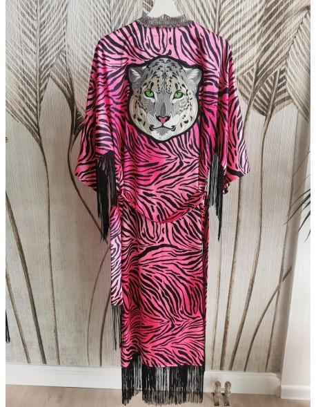 Kimono Pink Panter