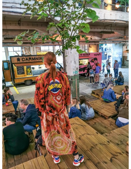 Kimono Peace & Love